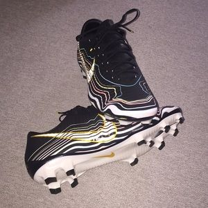 Nike Equality Mercurial Vapor Soccer Cleats pride